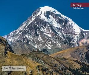 Kazbegi day tour