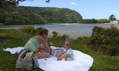 voyager avec des jumeaux bébés