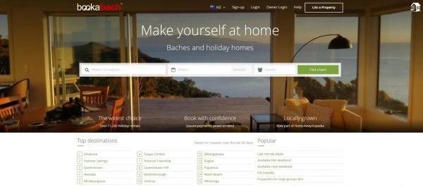 bookabach sites-utiles-en-nouvelle zélande  tripandtwins.com