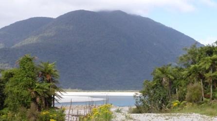 Nouvelle Zélande, côte ouest