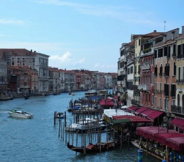 Venise, grand canal