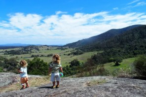 central tilba lookout, Australie
