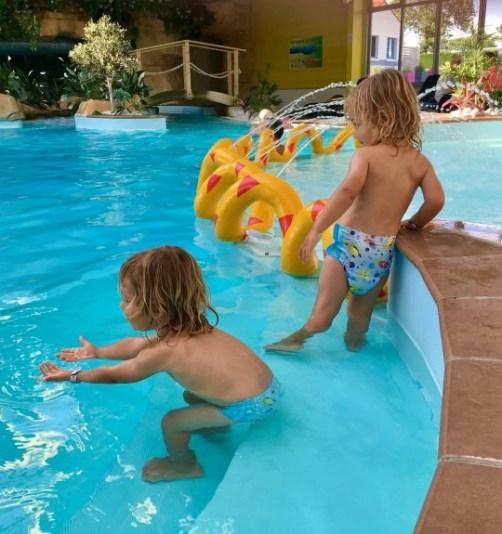 camping le bel air piscine - chateau d olonne