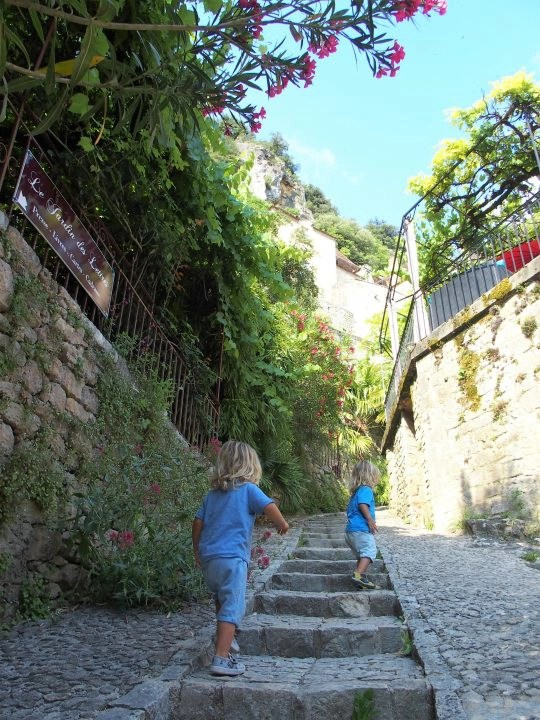 village de la roque gageac, Perigord