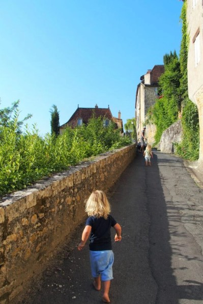village de Limeuil, Perigord