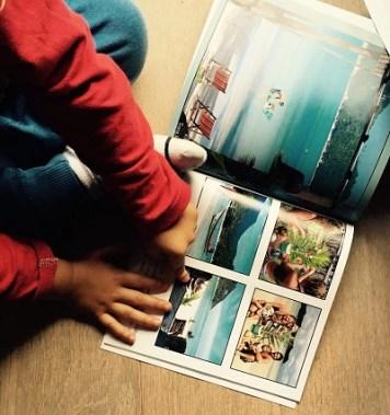 album photos - souvenirs de voyage