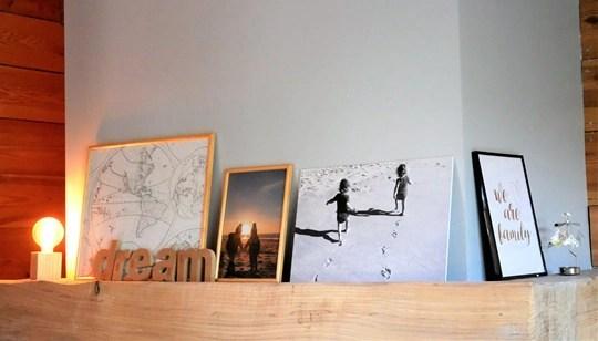 CADEAUX personalises toiles photos