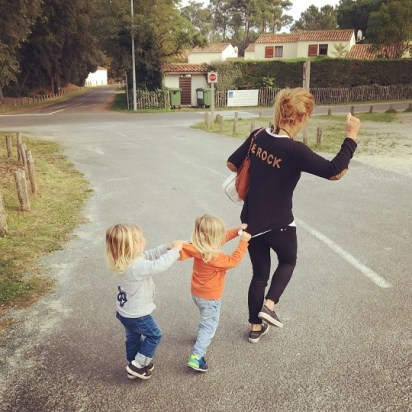 petit train de saint trojan - ile d oleron - trip and twins