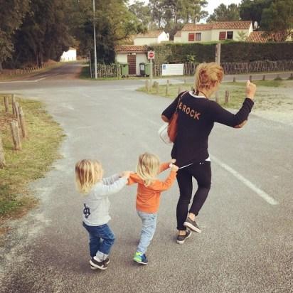 petit train de saint trojan - ile d oleron - trip and twins