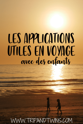 applications utiles en voyage