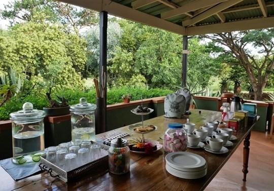 Three tree hill lodge - tea time