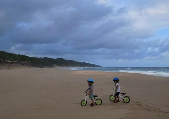 plage deserte maputaland