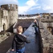Irlande avec des enfants