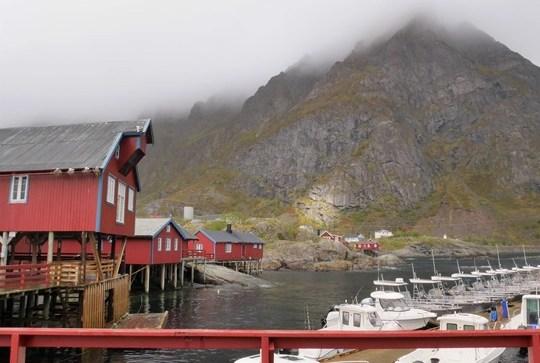 iles lofoten - norvege