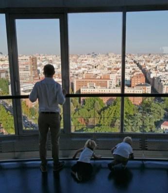 Espagne en famille - madrid