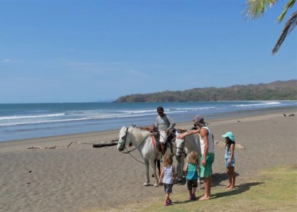 playa venao avec enfants