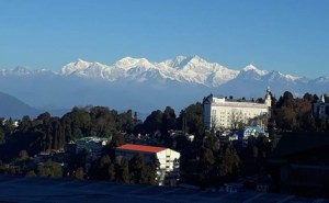 scenery in Darjeeling