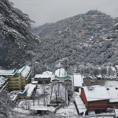 Shimla, mall road, travel, mountain, snow