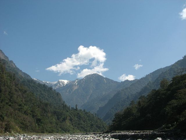 DIbang valley