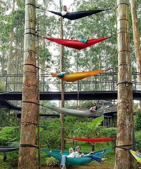 hammock dusun bambu