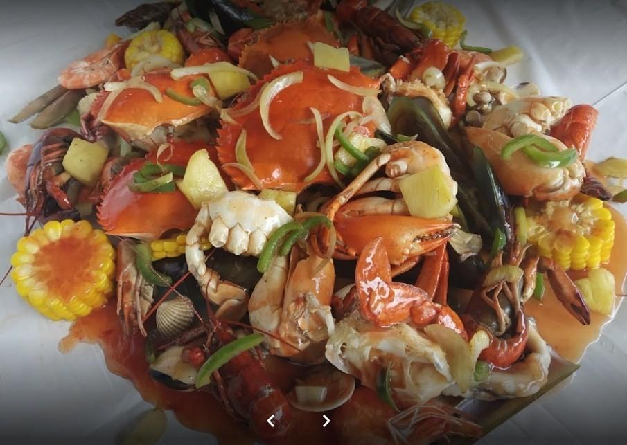 restoran seafood di bandung