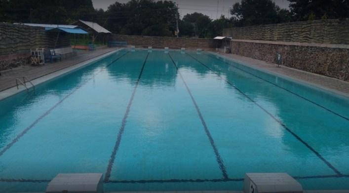 kolam renang di kota semarang