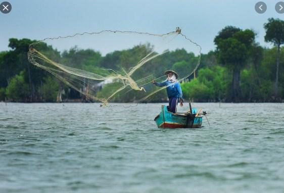 Berikan contoh dan jelaskan adaptasi yang terjadi pada manusia di daerah pesisir/ pantai?