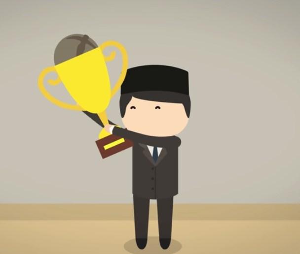 Jelaskan tiga usaha yang bisa dilakukan generasi muda untuk menghentikan praktik korupsi di Indonesia!
