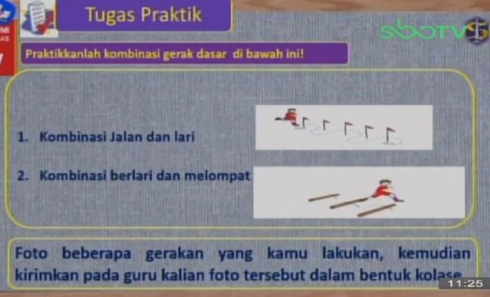 Soal dan Jawaban SBO TV 14 September SD Kelas 5