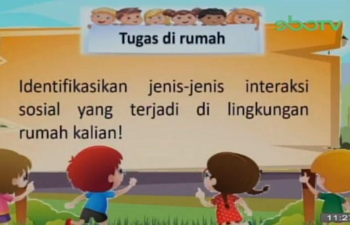 Soal dan Jawaban SBO TV 29 September SD Kelas 5