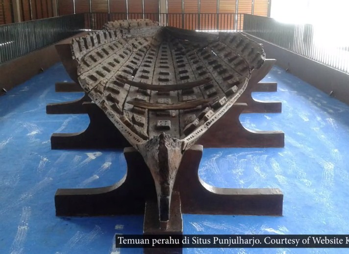 Apakah perbedaan penggunaan kapal kerajaan-kerajaan di Nusantara dahulu dengan masa sekarang?