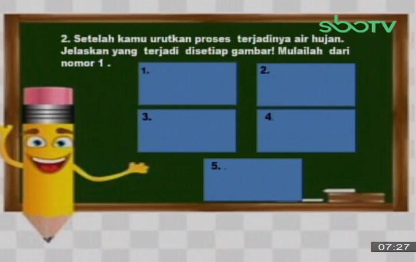 Soal dan Jawaban SBO TV 2 Oktober SD Kelas 3