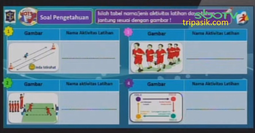 SBO TV 19 November 2020 Kelas 5