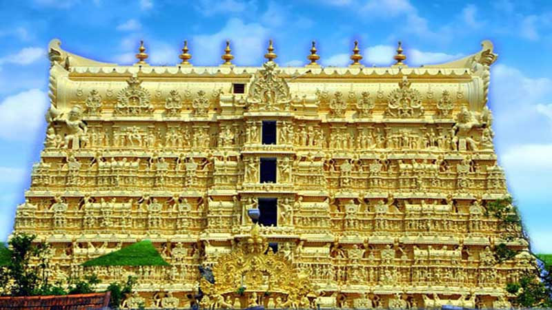 richest temple in india 2020