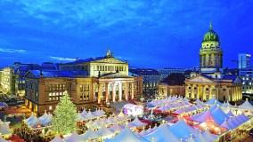 Из Санкт-Петербурга в Берлин за 10 600 рублей с AirBaltic