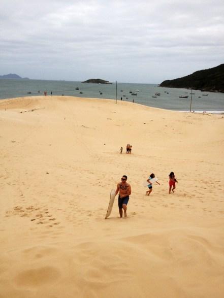 Praia dos Ingleses Santa Catarina