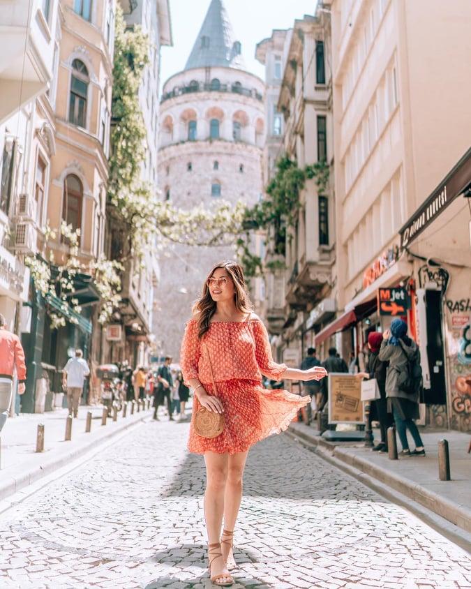 10 Lokasi Cantik di Turki Yang Harus Dilawati, Galata Tower