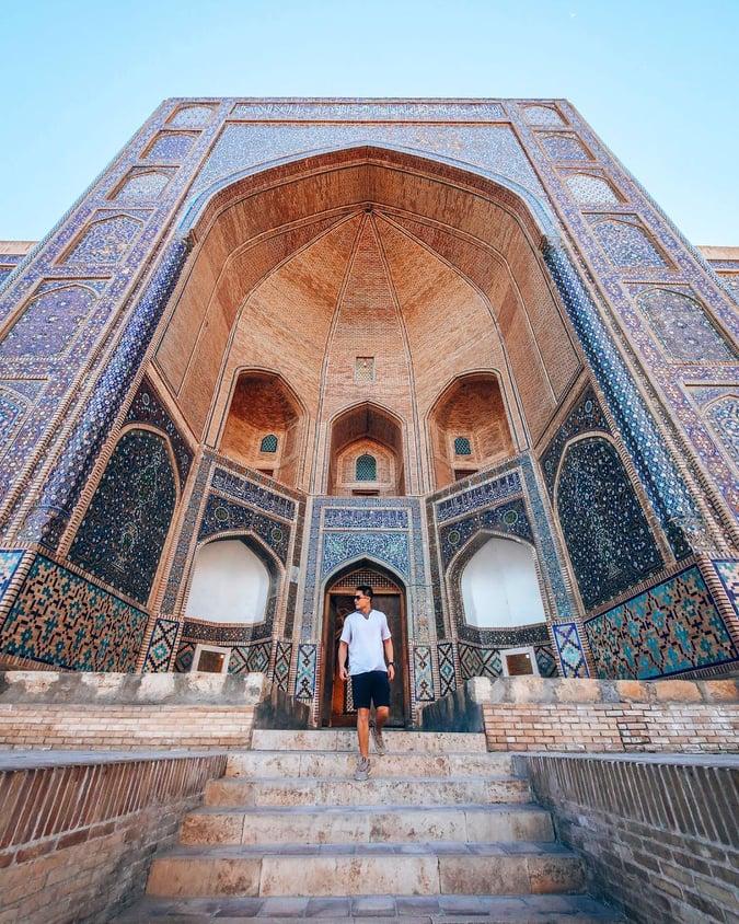 Uzbekistan Trip