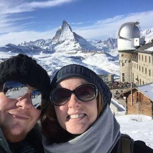 What to do in Zermatt - Matterhorn selfie