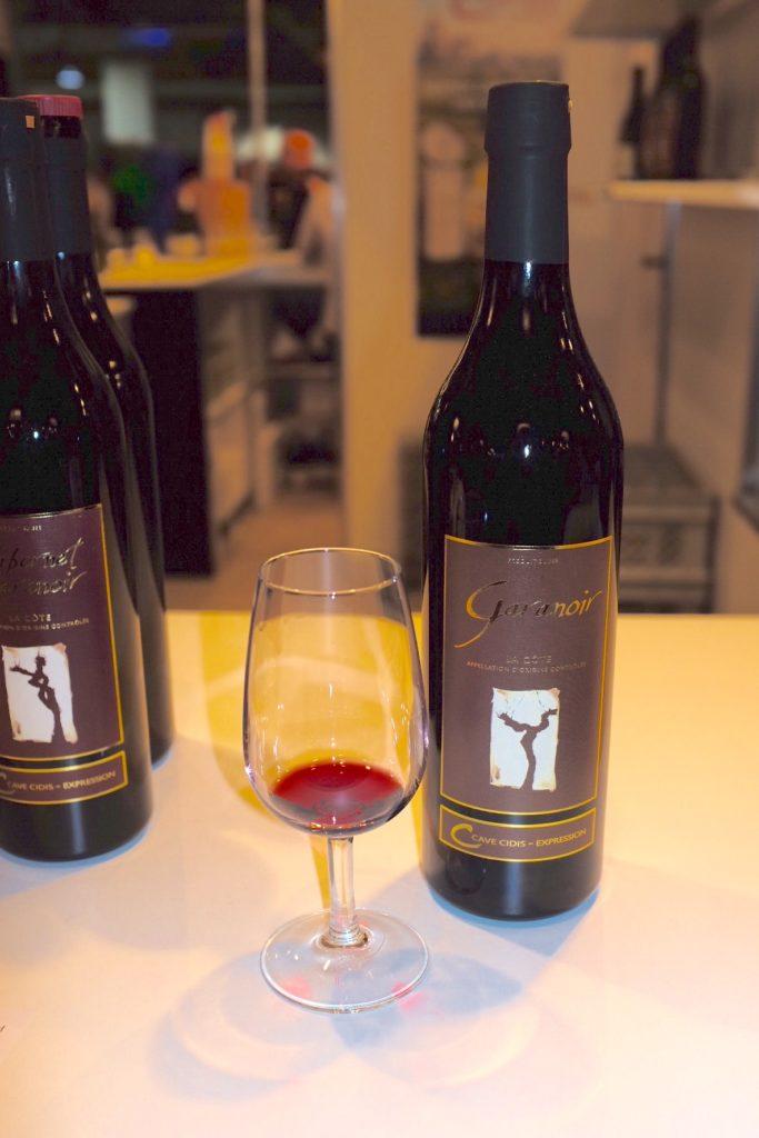 Garanoir Expression Weinmesse Basel