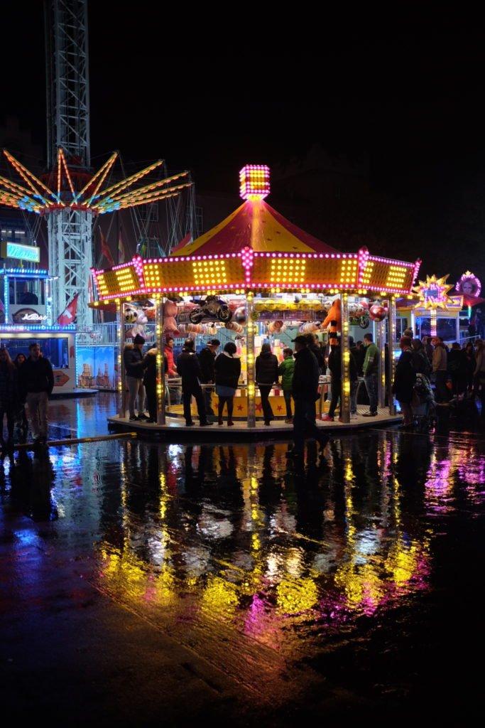 Basler Herbstmesse Kasernenareal