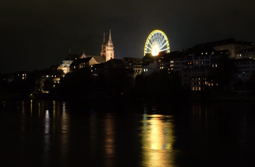 Basler Herbstmesse Rhein