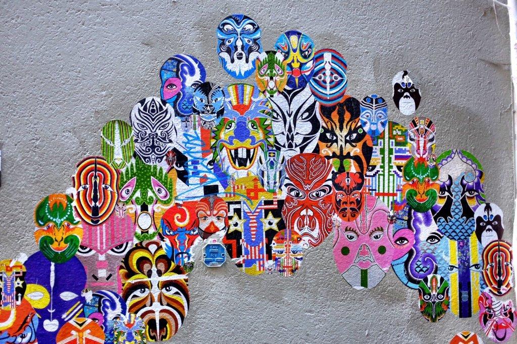 Street art in Strasbourg