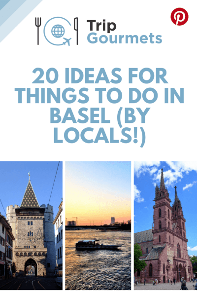 Things to do in Basel - Pinterest 18 ideas for things to do in Basel Trip Gourmets