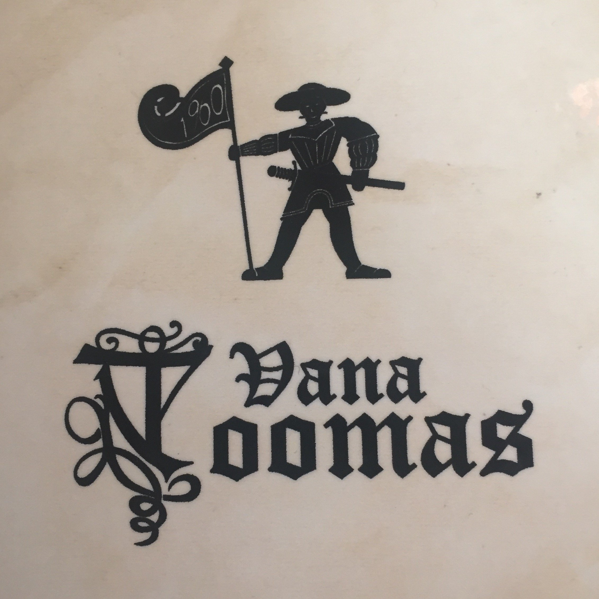 Vana Toomas, a legend of Tallinn and also a restaurant