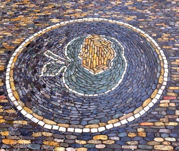 Mosaic Apple Freiburg