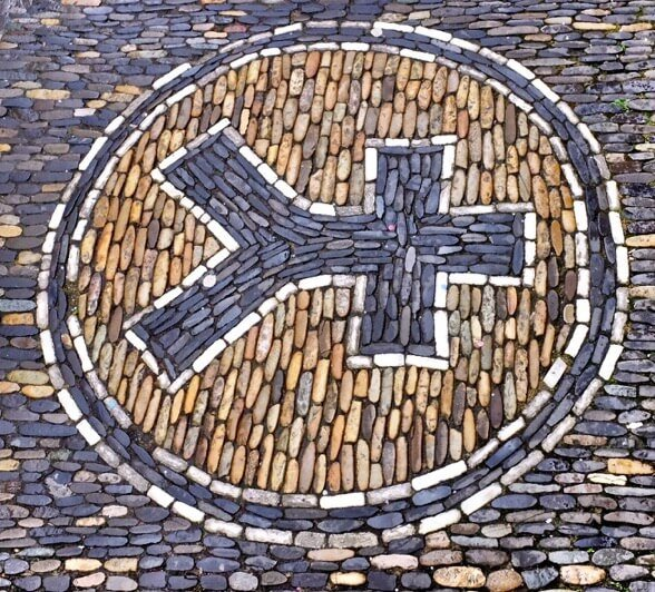 Mosaic Archbishops' Ministry Freiburg
