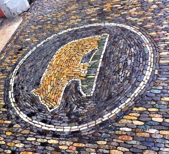 Mosaic Gasthof Roter Bären Freiburg