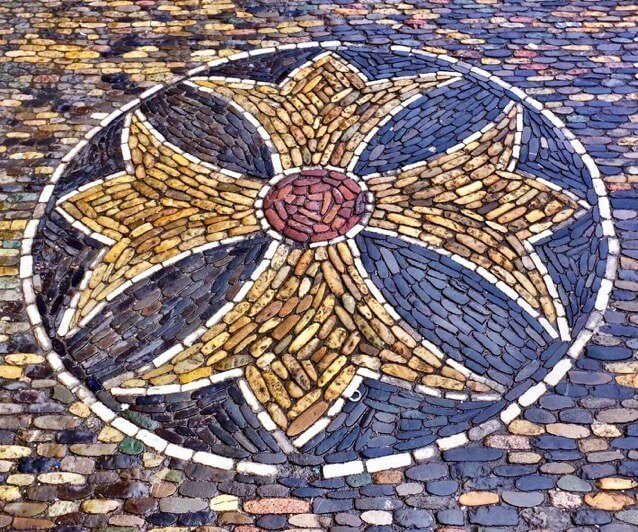 Mosaic Ornament 2 Freiburg