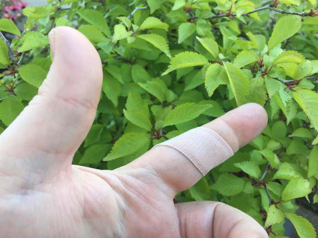 band aid finger travel first aid kit Trip Gourmets
